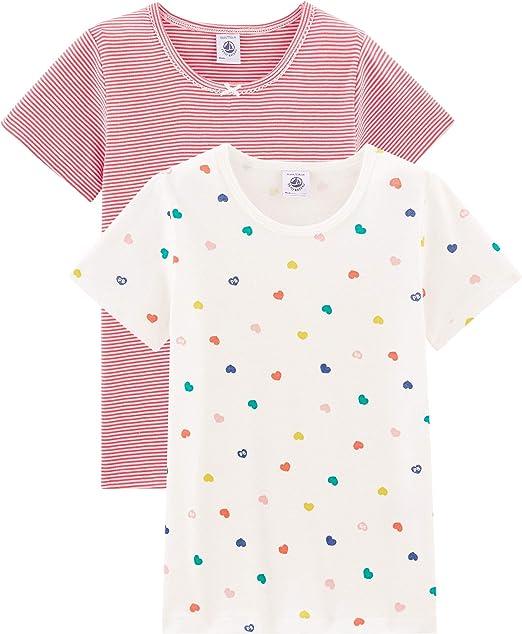 para Mujer Pack de 2 Petit Bateau Camiseta sin Mangas