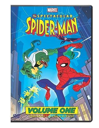 spectacular spider man tv show episodes
