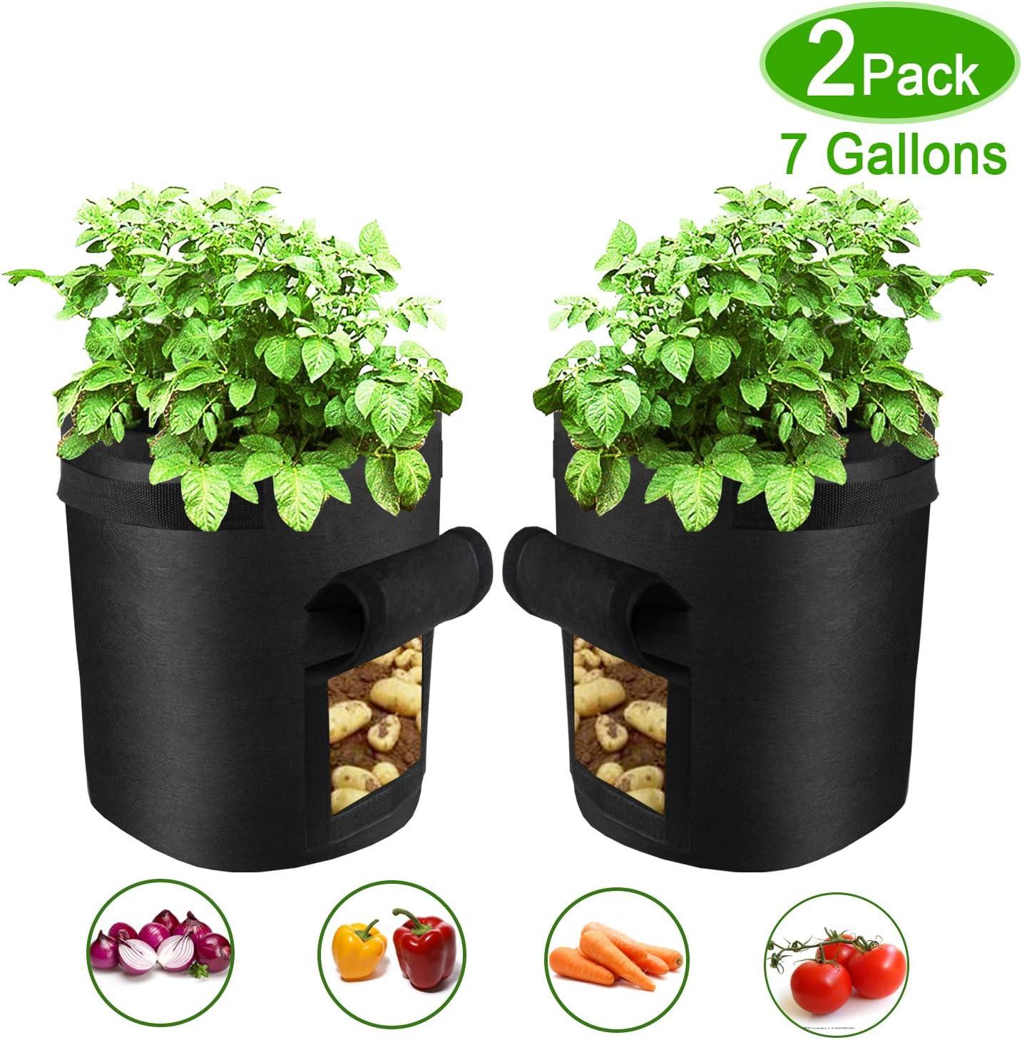 Free Amazon Promo Code 2020 for Potato Grow Bags