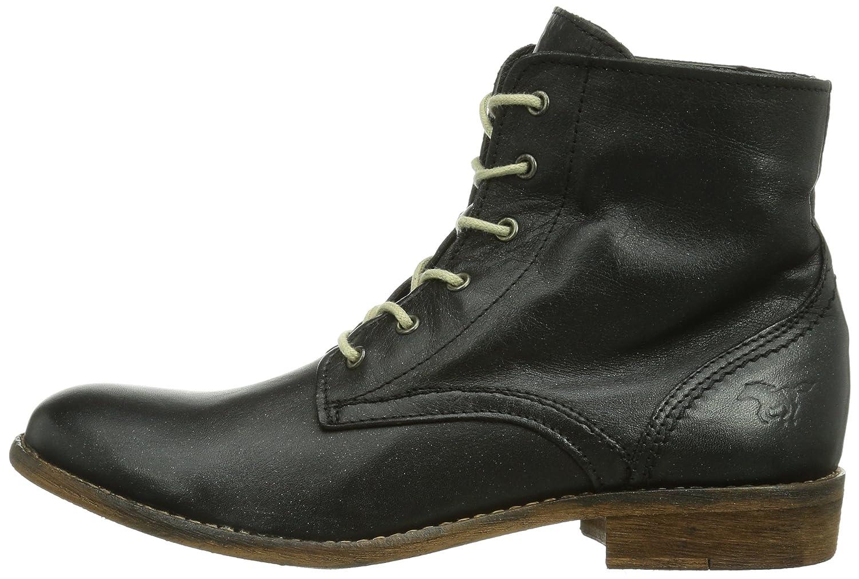 Mustang Damen Stiefel Kurzschaft Stiefel Damen Schwarz (9 Schwarz) dc1f5e