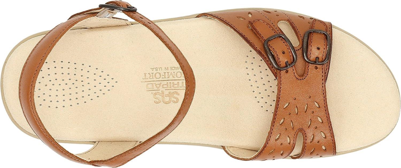 SAS Womens Duo Open Toe Casual Sport Sandals B018X2DDJQ 8 M (M) (B) US|Antique Tan