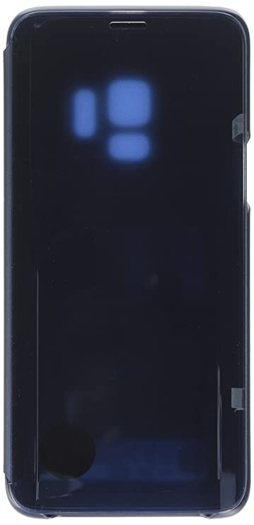 a3601bf5d9 Amazon.com  Samsung Galaxy S9 S-View Flip Case with Kickstand