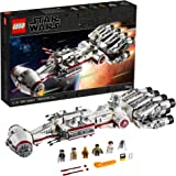LEGO Star Wars: A New Hope 75244 Tantive IV Building Kit (1768 Pieces)