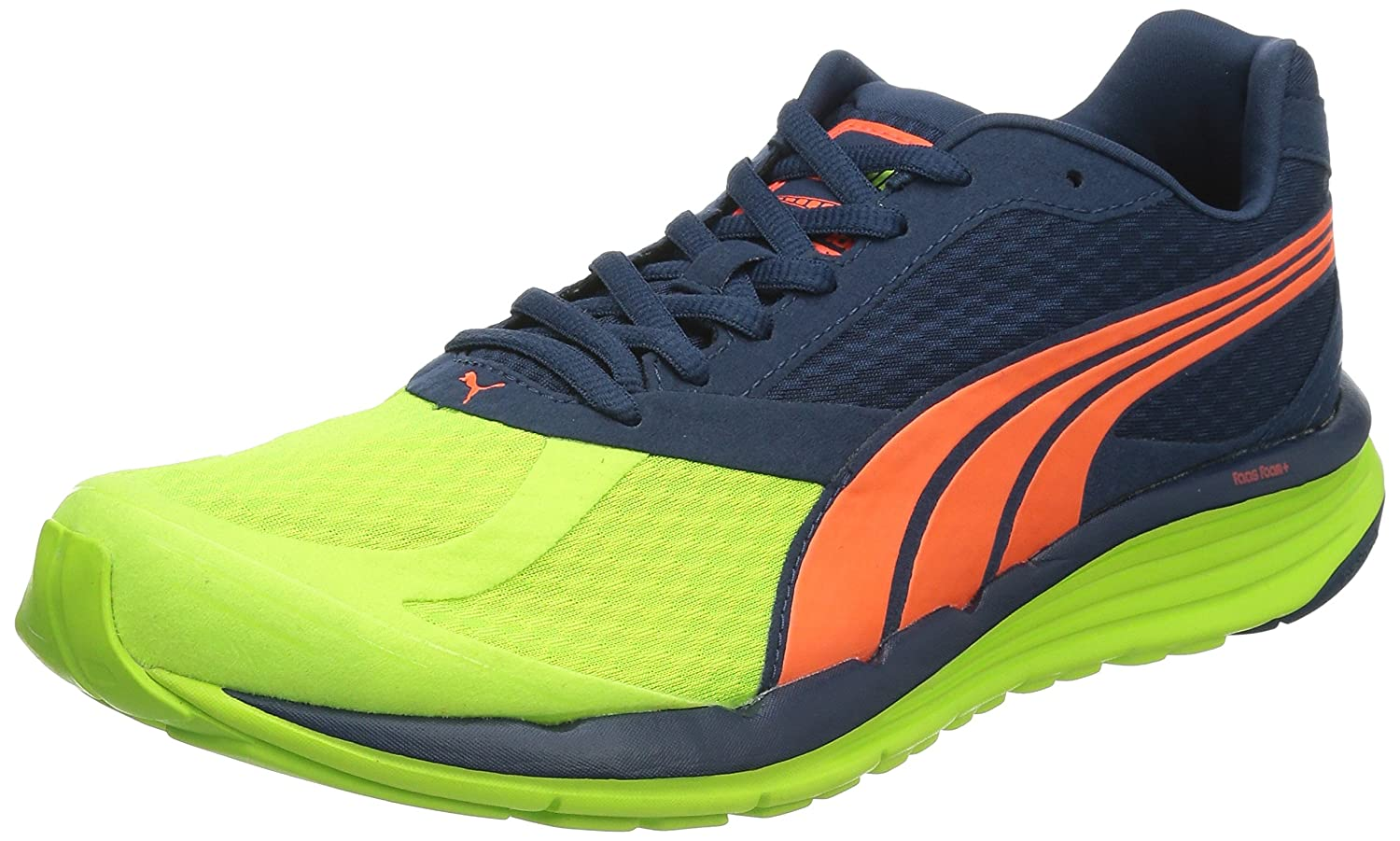 Puma Faas 700 v2 Running Shoe Fluro Yellow   Insig  Amazon.co.uk  Shoes    Bags caae38093