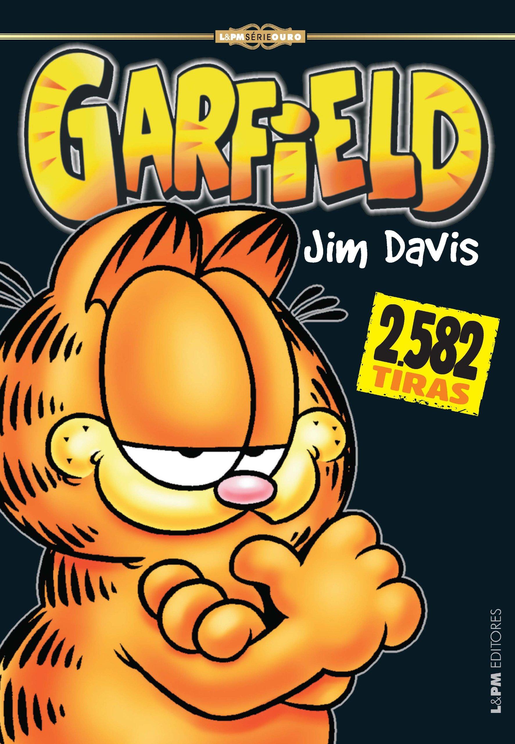 Garfield. 2.582 Tiras (Em Portuguese do Brasil): Jim Davis: 9788525418500: Amazon.com: Books