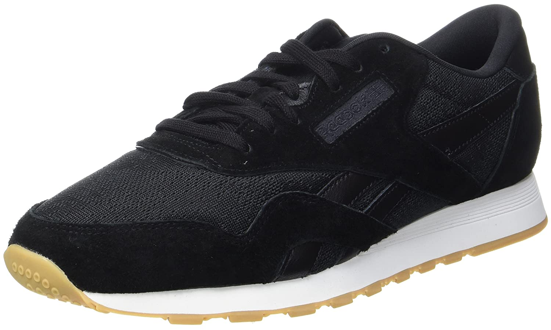 8fe3a6dc624 Reebok Men s s Classic Nylon Hs Trainers  Amazon.co.uk  Shoes   Bags
