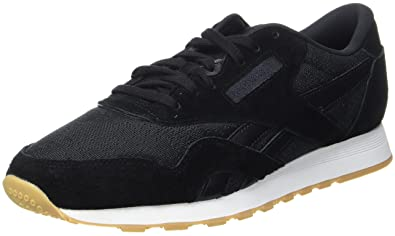 20ad0c721a4 Reebok Men s s Classic Nylon Hs Trainers  Amazon.co.uk  Shoes   Bags