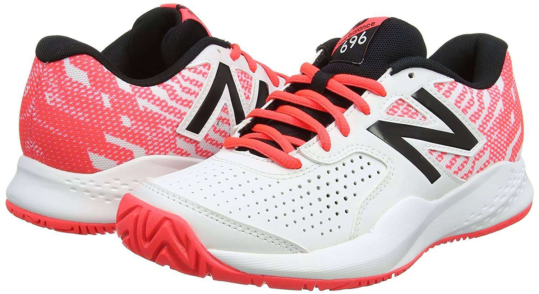 New Balance WCH696V3, Zapatillas de Tenis para Mujer, Multicolor ...
