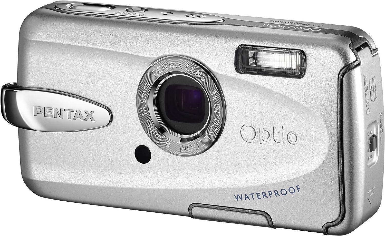 Pentax Optio W30 Digitalkamera 7 Megapixel 3 Fach Opt Zoom 2 5 Display Bis 3m Wasserdicht