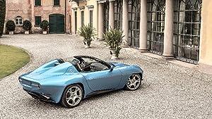 Lilarama USA 2016-Alfa-Romeo-Disco-Volante-Spyder-Touring-V4-Super Car Classic Car Poster Print - Cool Wall Decor Art Print Poster