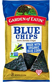 Garden of Eatin Blue Corn Tortilla Chips, 8.1 oz.