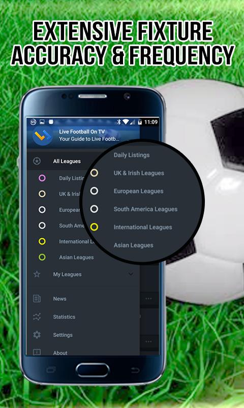 Live Football en la guía de TV: Amazon.es: Appstore para