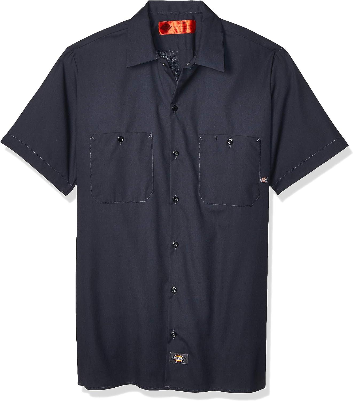 Dickies Ls535 Short Sleeve Industrial Work Shirt