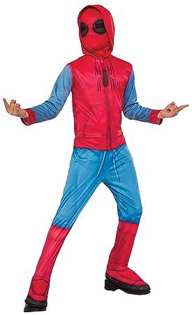 Marvel - Disfraz de Spiderman Sweats para niños, infantil 3-4 años ...