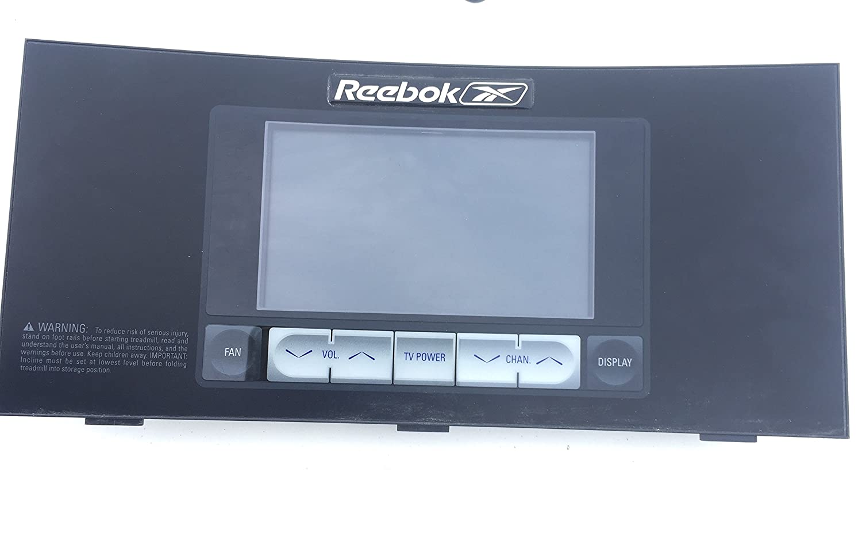 Reebok 9500 es treadmill owners manual.
