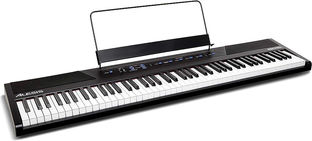 Alesis Recital – 88 Key Digital Electric Piano