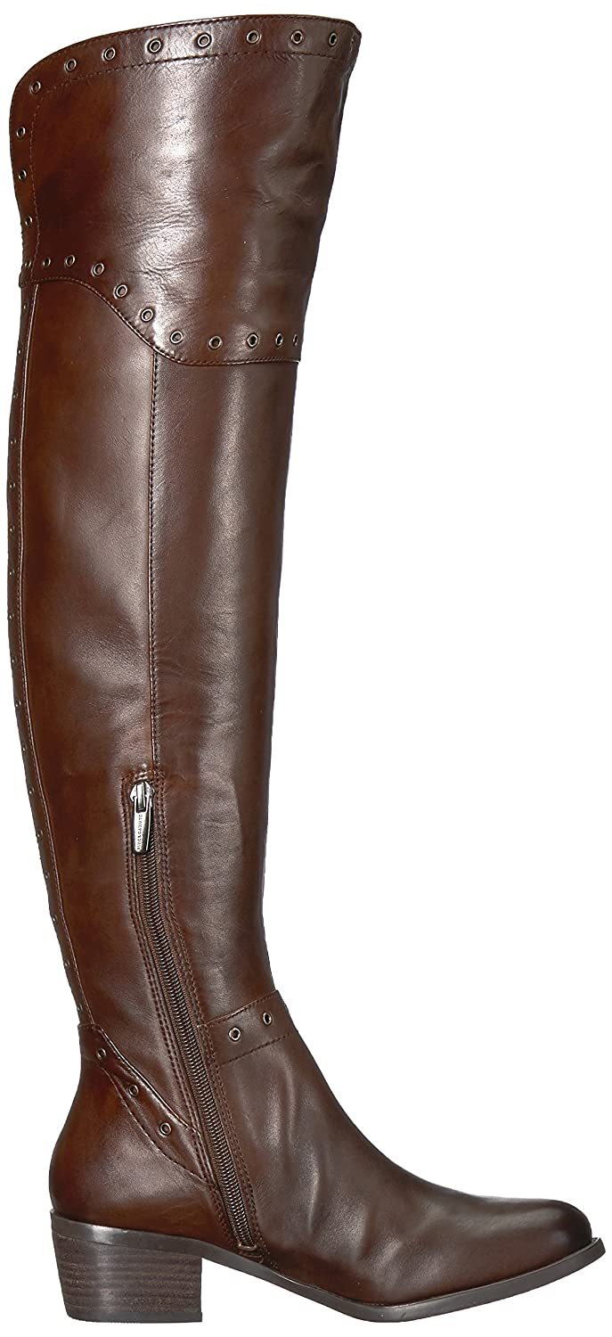 Vince Camuto B071VYYC3F Women's Bestan Over The Knee Boot B071VYYC3F Camuto 9 B(M) US|Carob 513fae