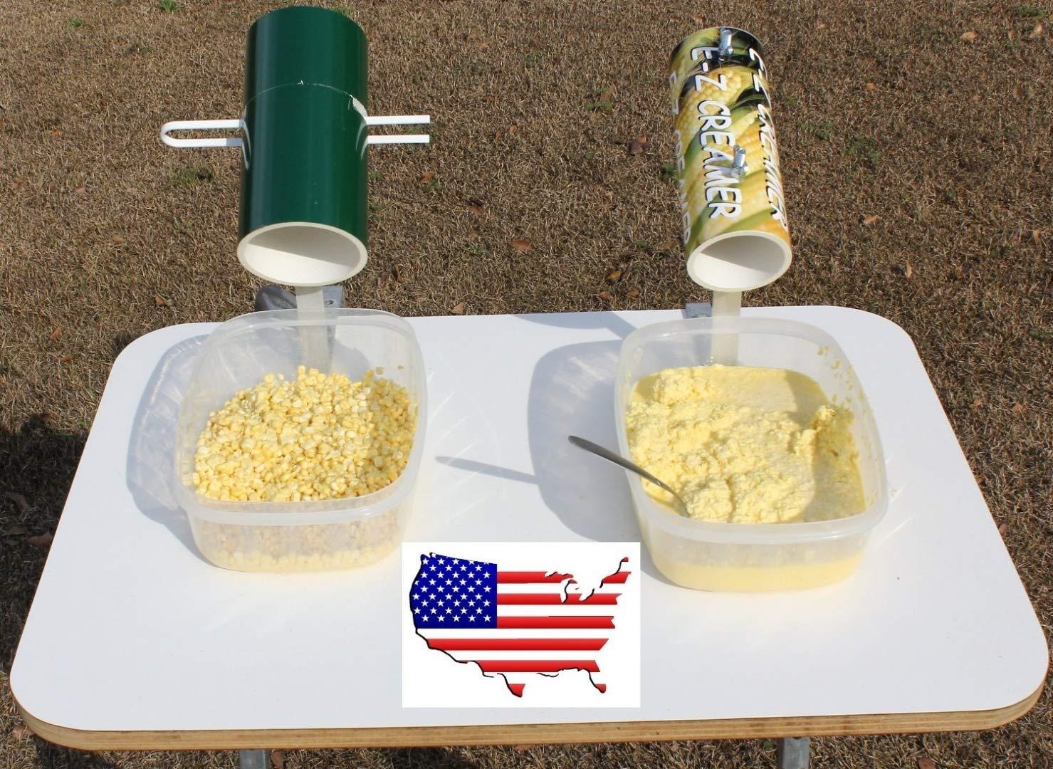 Corn Cutter Tool- EZ Creamer and Corn Sheller Creamer-01