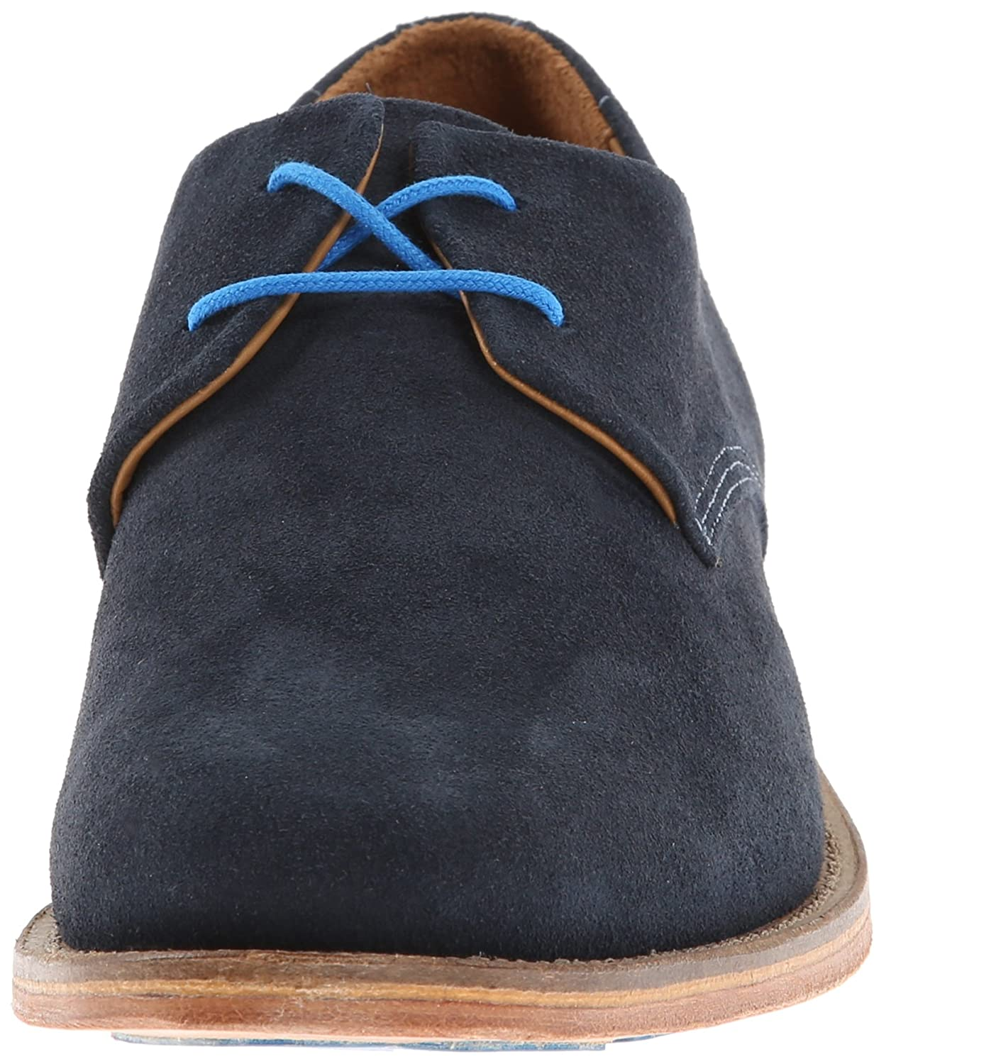 a69089a103df J Shoes Grail Men's Navy Suede Derby Shoes E7103 12 UK | 47 EU:  Amazon.co.uk: Shoes & Bags