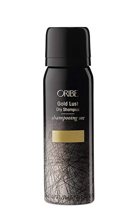 Amazon.com: Oribe Gold Lust Dry Shampoo, 1.3 oz: Premium Beauty