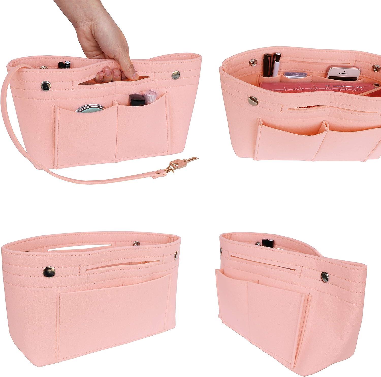Handtaschen Innentaschen Taschen Taschenorganizer Filz Handtaschen Organizer