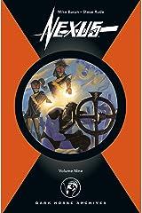 Nexus Archives Volume 9 Hardcover