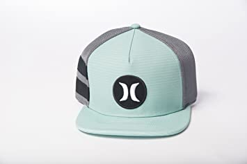 Hurley Motion Stripe Gorra Mint Foam: Amazon.es: Deportes y aire libre