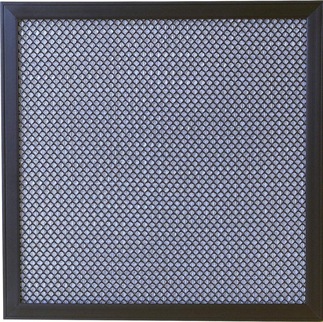 A+2000 Washable Electrostatic Permanent Custom Air Filter - 20'' x 25'' x 1'' by A+2000