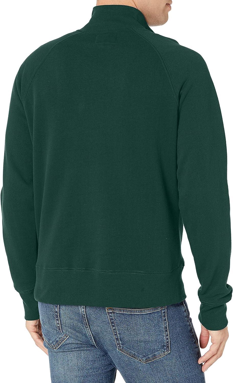 NFL Mens OTS Fleece 1//4-Zip Pullover