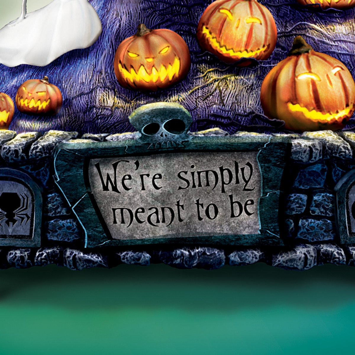 Amazon.com: The Nightmare Before Christmas Simply Meant To Be Jack ...