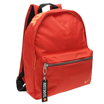eb8ac430b99 Nike Mini Base Backpack Red Bag Holdall Gymbag Rucksack Daypack ...