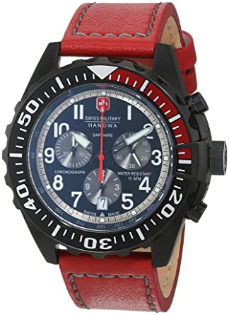 Swiss Military Hanowa - Reloj de Pulsera 06 - 4304.13.007: Amazon.es: Relojes