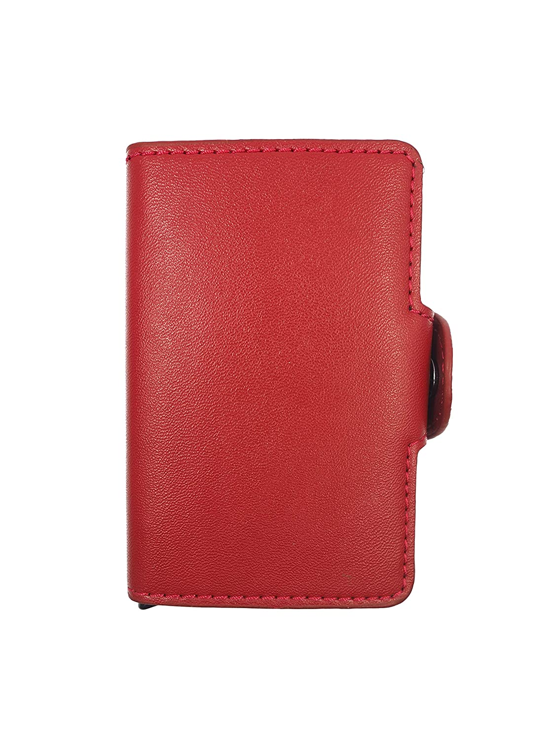 Happy Union Mens Leather-AL red