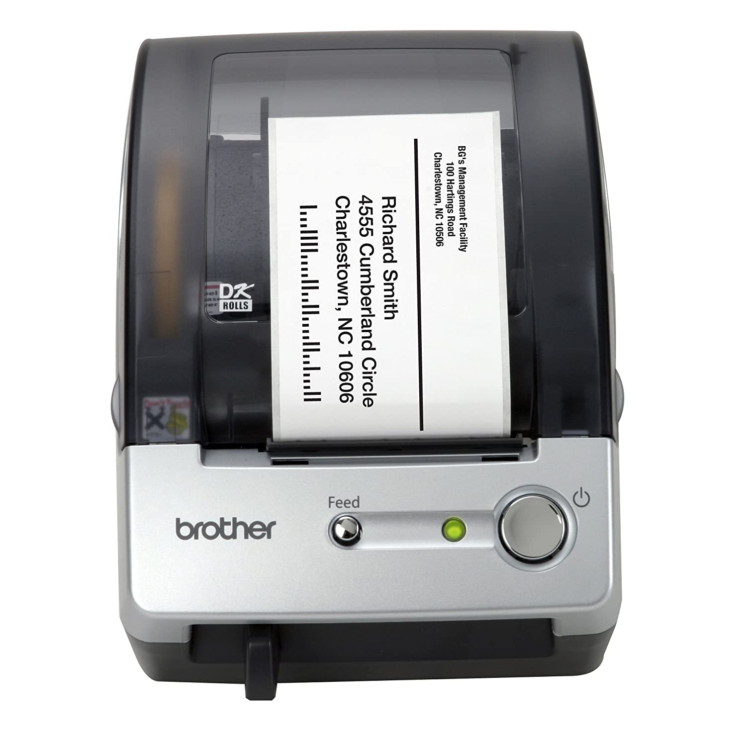 BROTHER PTOUCH QL500 DRIVER FOR MAC DOWNLOAD