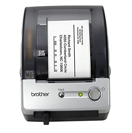 BROTHER QL-500 DRIVER FOR WINDOWS DOWNLOAD