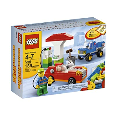 LEGO Cars Building Set (5898): Toys & Games