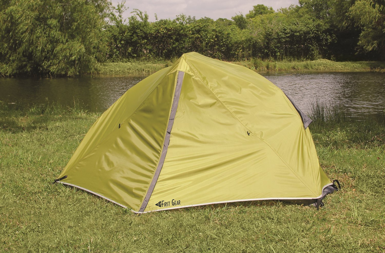 Cliff Hanger Solo Tent Texsport 66400 First Gear