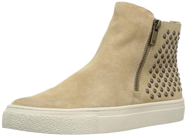 Lucky Brand Women's BAYLEAH3 Sneaker B01MRZOBJD 5.5 B(M) US|Travertine