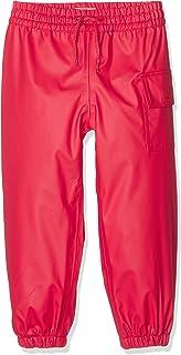 Hatley Childrens Splash Pant -Red - Pantalones Impermeable Niños RCPCGRD002