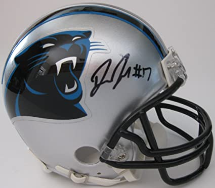 cheap for discount c7100 d022e Amazon.com: Devin Funchess Carolina Panthers, Signed ...