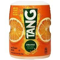 Tang Tang Orange Powdered Drink Mix, Makes 6 Quarts, 20 oz