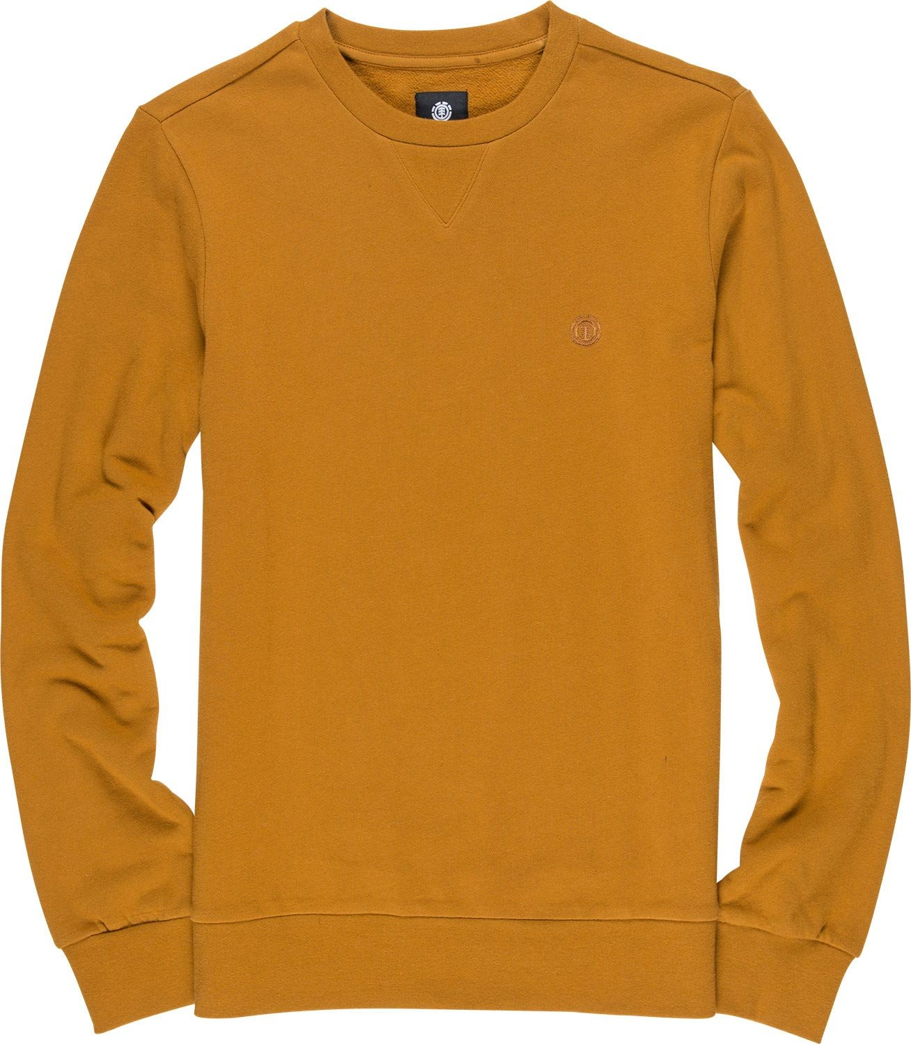 Element Cornell Terry CR Sweater goldenBraun