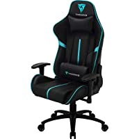 ThunderX3 BC3 Breathable Pinhole Surface Office Gaming Chair (Cyan)