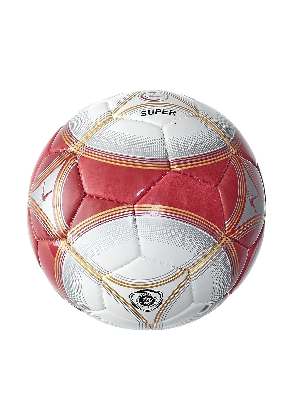 Legea Balón de Fútbol Super Kid Granate/Dorado 4 años (104 cm): Amazon.es: Deportes y aire libre