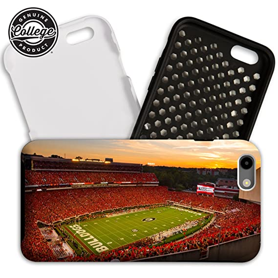 low priced a1038 23c25 Amazon.com: UGA Georgia Bulldogs Phone Case: Compatible with iPhone ...
