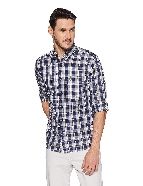 Us Polo Mens Checkered Regular Fit Casual Shirt Amazon