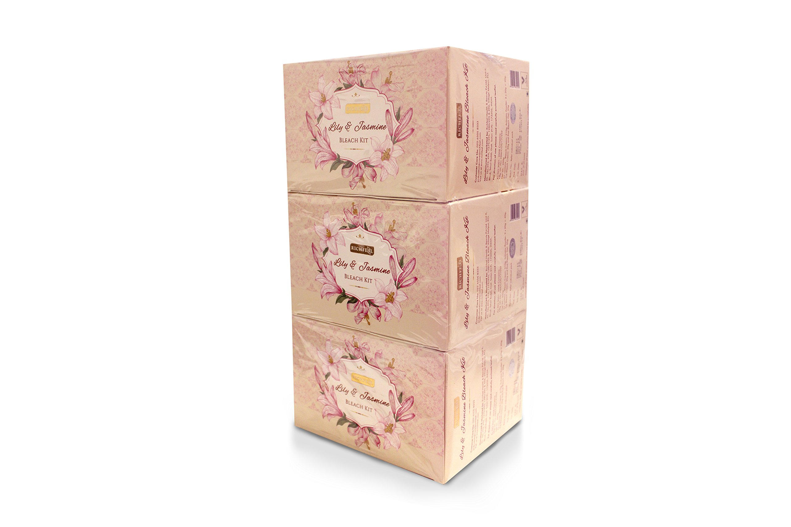 Richfeel Lily and Jasmine Bleach kit 320g (2+1) by Richfeel (Image #2)