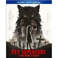 Pet Sematary 2019 [Blu-ray]