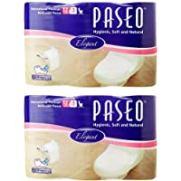 Paseo Imported 3Ply Toilet Tissue Paper (24 Rolls)
