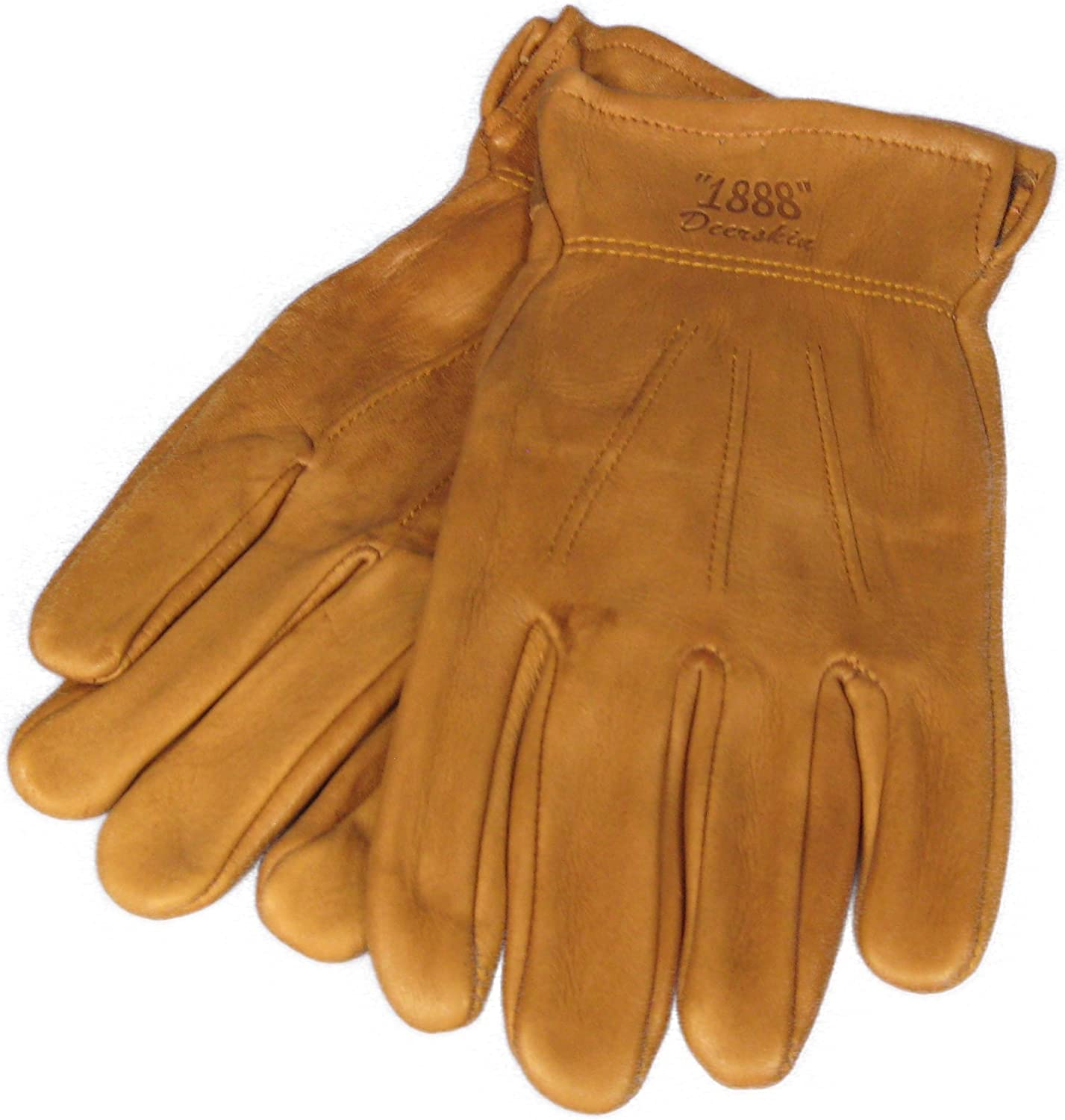 Tuff Mate Soft Leather Work Gloves